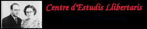 center d´estudis llibertaris federica montseny